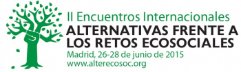 """III Encuentros Internacionales  """"Alternativas frente a los retos ecosociales"""""""