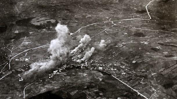 Durango presentará el 18 de julio una querella por el bombardeo de 1937