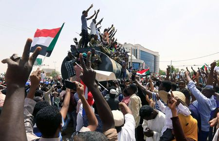"""La caída de """"Morsisi"""" en Sudán"""
