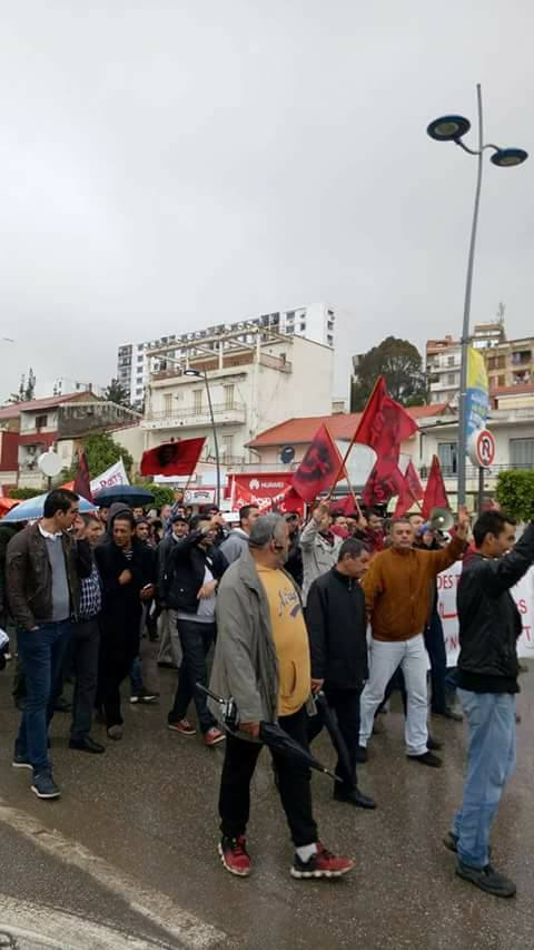 Argelia: Noveno viernes de la protesta: la movilización no se debilita