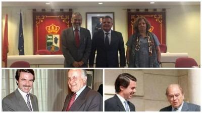 DISTINTAS BANDERAS; LA MISMA DERECHA