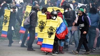 Colombia – Una explosión social sin precedentes: balance y retos.