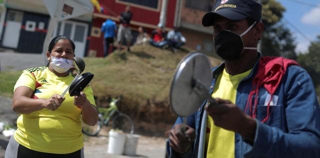 Colombia – El diseño de un cerco institucional a la movilización social pospandemia. [Daniel Libreros Caicedo]