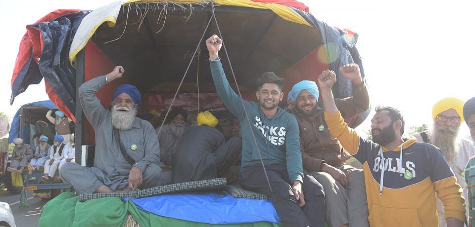 """India: """"El movimiento de los agricultores es un contragolpe frente al giro a la derecha de la sociedad, a la extrema derecha en el poder"""""""